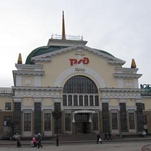 Железнодорожные вокзалы Амазара